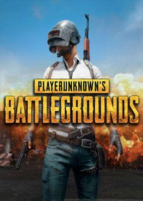 Постер PlayerUnknowns Battlegrounds (ПУБГ)