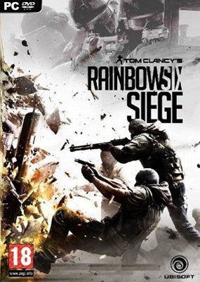 Постер Tom Clancys Rainbow Six Siege