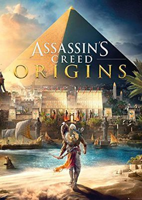 Постер Assassins Creed Origins