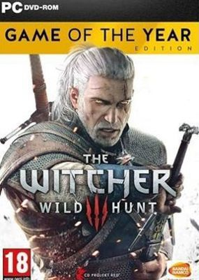 Постер The Witcher 3