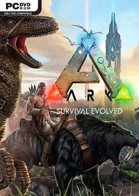 Постер ARK: Survival Evolved