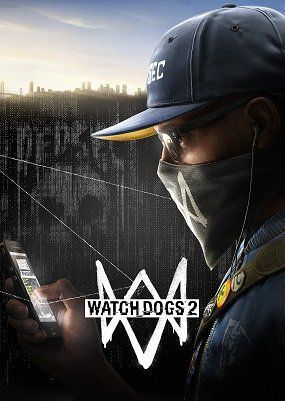 Постер Watch Dogs 2