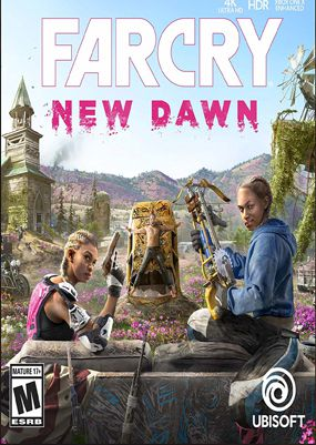 Постер Far Cry New Dawn