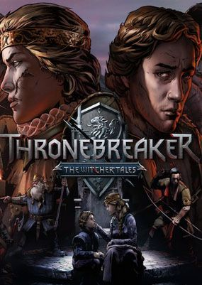 Постер Thronebreaker: The Witcher Tales