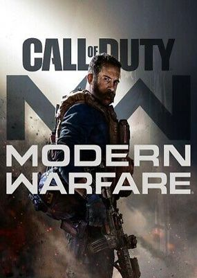 логотип игры Call of Duty: Modern Warfare (2019)