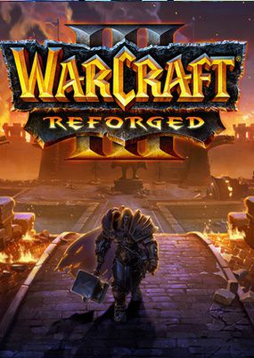 Постер Warcraft 3: Reforged