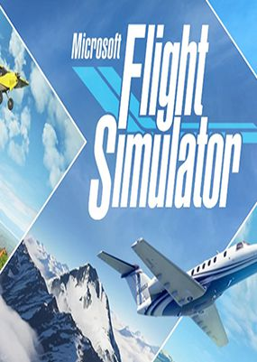 логотип игры Microsoft Flight Simulator