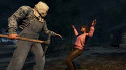Скриншот Friday the 13th: The Game